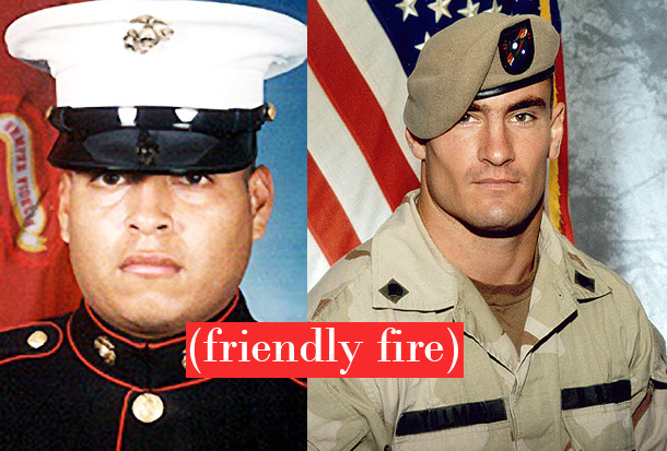 Pat Tillman 2.0: Tale of Sgt. Peralta's 'Iraq War Heroism' in Fallujah Was Total Fiction