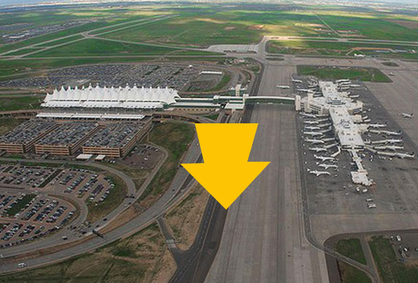 Whistleblower Confirms Secret Underground Base beneath Denver Int'l Airport