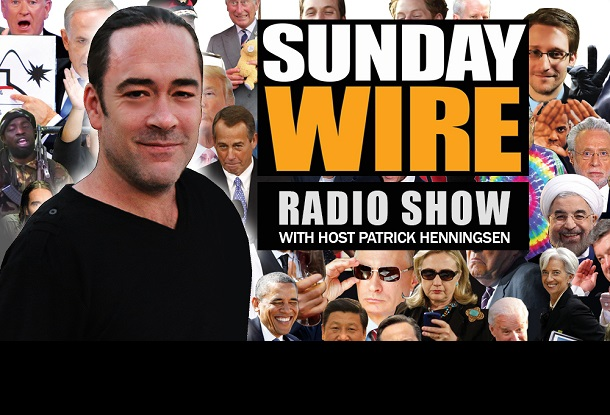 Episode #136 – SUNDAY WIRE: 'Rogue Diplomacy' with guests Jamila Assi, Vanessa Beeley, Mike Robinson