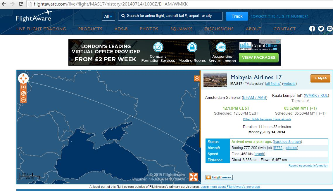 Updated-FlightAware-MH17-July-14-2014