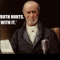 George Carlin's Straight Talk on American War Culture and The Sham of Democracy