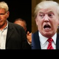 Actor Harrison Ford Strikes Back at Emperor Trump