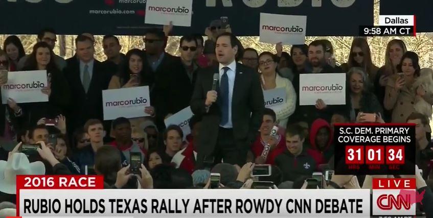Rubio-Rent-a-Crowd