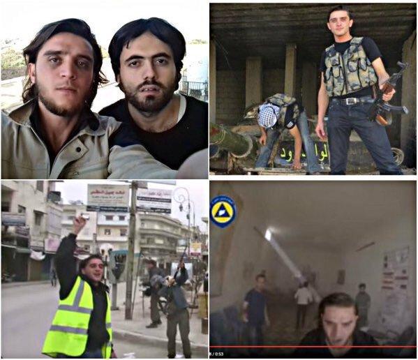 55 White Helmets Terrorists