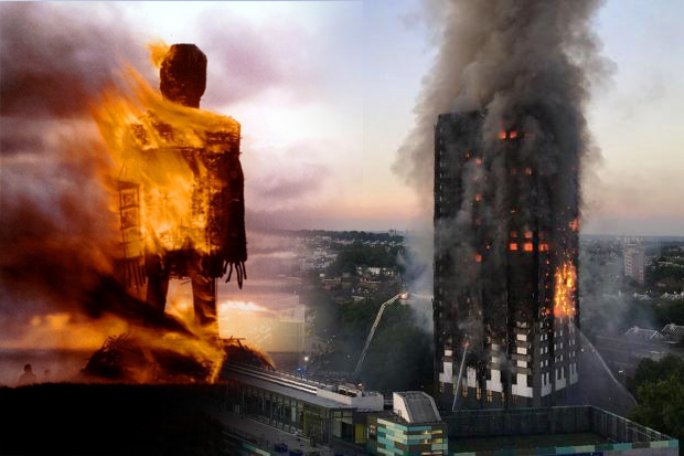 1 Grenfell Tower