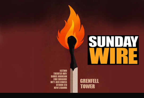 1 Tower Grenfell Fire