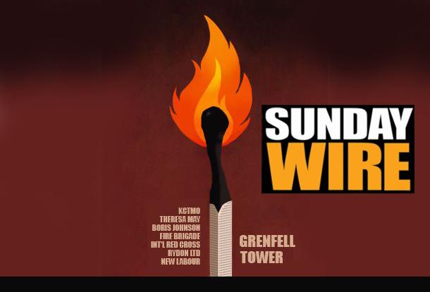 1 Tower Grenfell Fire
