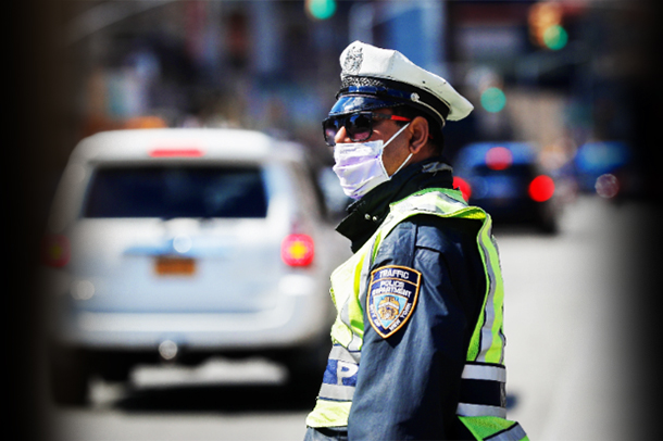 New York City Now Imposing $500 Fine for Citizens Who Disobey 'Social Distancing' Rules