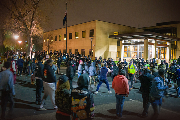 Mobs Riot, Loot in Minneapolis After Fatally Police Shooting – Raising Tension for Chauvin Trial